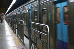 Metro royalty-vrije stock foto