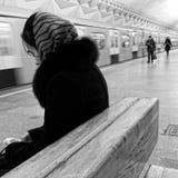 metro Obraz Stock