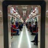 metro Fotografering för Bildbyråer