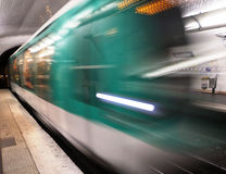 metro Royalty-vrije Stock Foto's