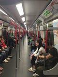metro Immagine Stock