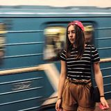 metro Stockfoto