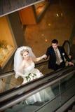 In metro Royalty-vrije Stock Afbeeldingen