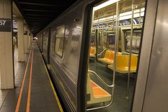 Metro. New York Metro stock images