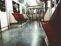 metro Zdjęcie Stock