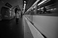 metro fotografie stock