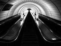 metro Imágenes de archivo libres de regalías
