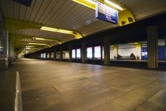 metro abstrakcyjne Zdjęcia Royalty Free