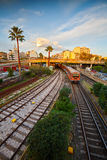 Metro of Athens. Royalty Free Stock Photography