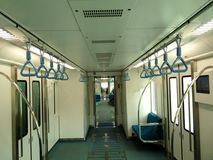 Metro Binnenland Stock Afbeelding