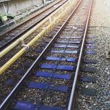 Metro Brussel stock fotografie