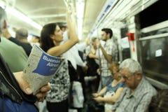 Metro in Buenos aires Royalty-vrije Stock Fotografie