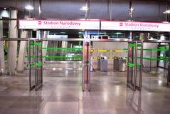 Metro. Car queue, subway station, subway passengers, public transport, platform , suburban train underground, a network of underground infrastructure royalty free stock photos