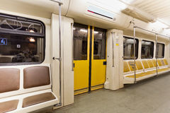 Metro carriage Stock Images