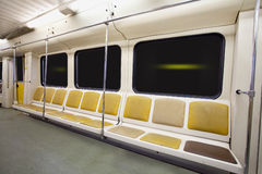 Metro carriage Stock Photography
