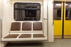 Metro carriage Stock Photos