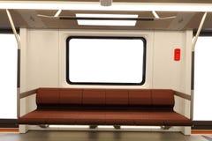 Metro carriage Royalty Free Stock Photos