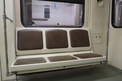 metro carriage Stock Photography