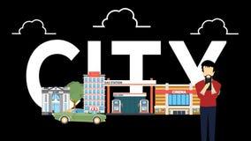 A metro city