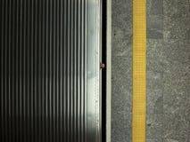 Metro dach Fotografia Royalty Free