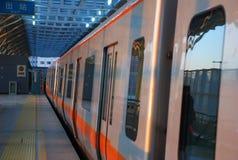 Metro de Beijing imagens de stock royalty free