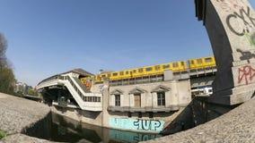 Metro de Berlín metrajes