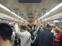 Metro de Buenos Aires Imagem de Stock Royalty Free