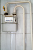 Metro de gas nacional Imagenes de archivo