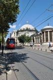 Metro de Istambul Imagem de Stock