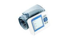 Metro de la presión arterial Fotografía de archivo libre de regalías