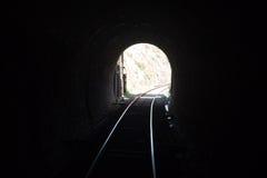 Metro de linha Railway de Paquistão no swabi Fotografia de Stock