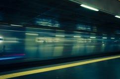 Metro de Lisboa Fotografia de Stock Royalty Free