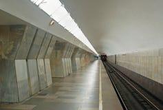 Metro de Moscovo Foto de Stock