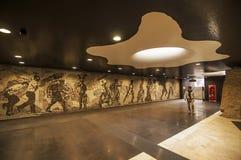 Metro de Nápoles Foto de Stock