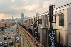 Metro de New York Fotos de Stock Royalty Free