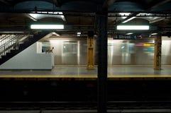 Metro de New York City Fotos de Stock Royalty Free