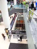 Metro de Overeenkomstcentrum van Toronto Royalty-vrije Stock Afbeeldingen