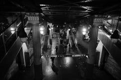Metro de París Fotografía de archivo