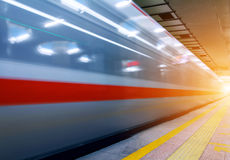 Metro de Pequim Imagem de Stock Royalty Free