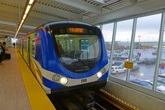 Metro de Vancôver, Vancôver, BC, Canadá Imagens de Stock Royalty Free