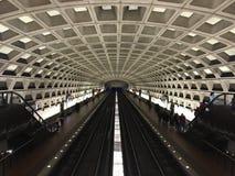 Metro del Washington DC Imagenes de archivo