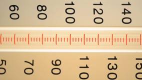Metro di pressione sanguigna archivi video