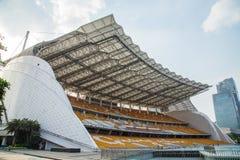 Metro 2010, die Öffnung Guangzhous Pearl River des Asienspiele-Sport-Stadions Lizenzfreies Stockbild