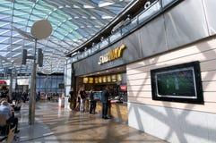 Metro do fast food Fotografia de Stock