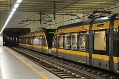 Metro em Porto Imagem de Stock Royalty Free