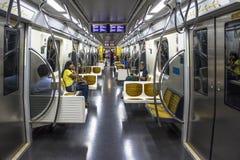 Metro furgon Obraz Stock