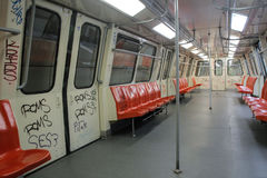 Metro furgon Zdjęcie Royalty Free
