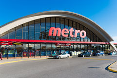 Metro Grocery Store in Toronto,Canada Stock Photos