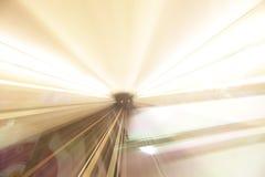 Metro i Paris Arkivbilder