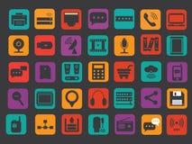 Metro icon Stock Image